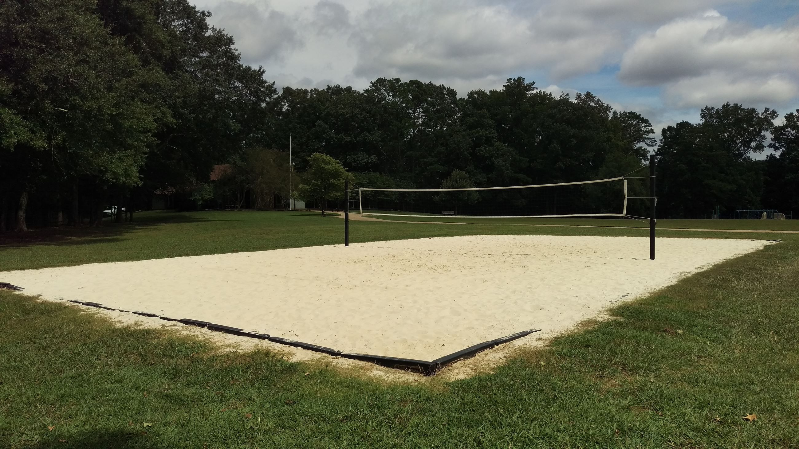 Sand Volleyball Courts Google Search In 2020 Sand Volleyball Court Park Volleyball