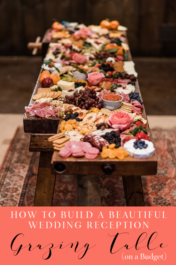 How To Have Amazing Wedding Food On A Budget Wedding Reception