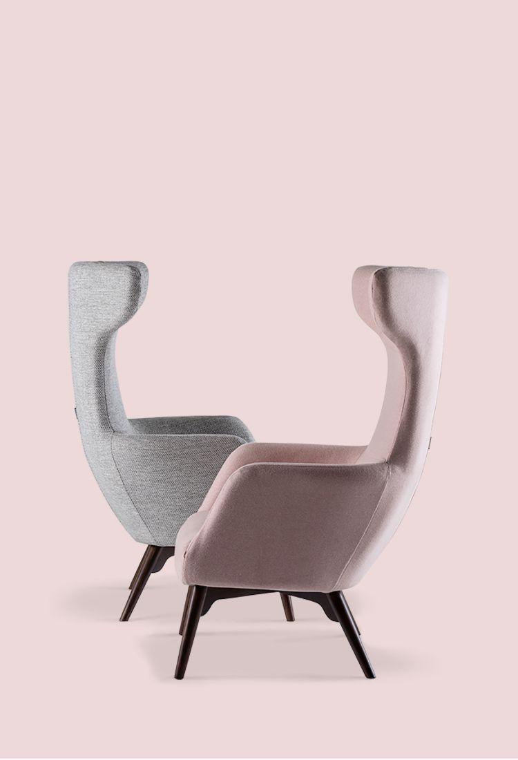 New Ohio Chair Design By Sergio Vergara Zientte Poltronas  # Muebles Zientte