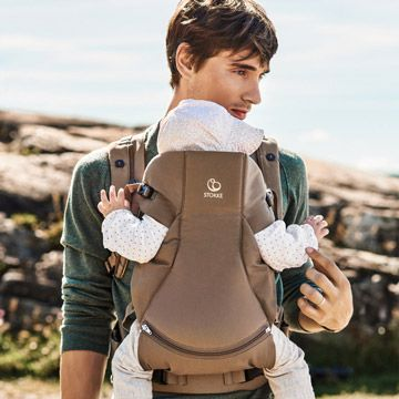 Looking for the ideal adjustable and ergonomic baby carrier  Check out this  demo video of Stokke MyCarrier d0dda4faf2d