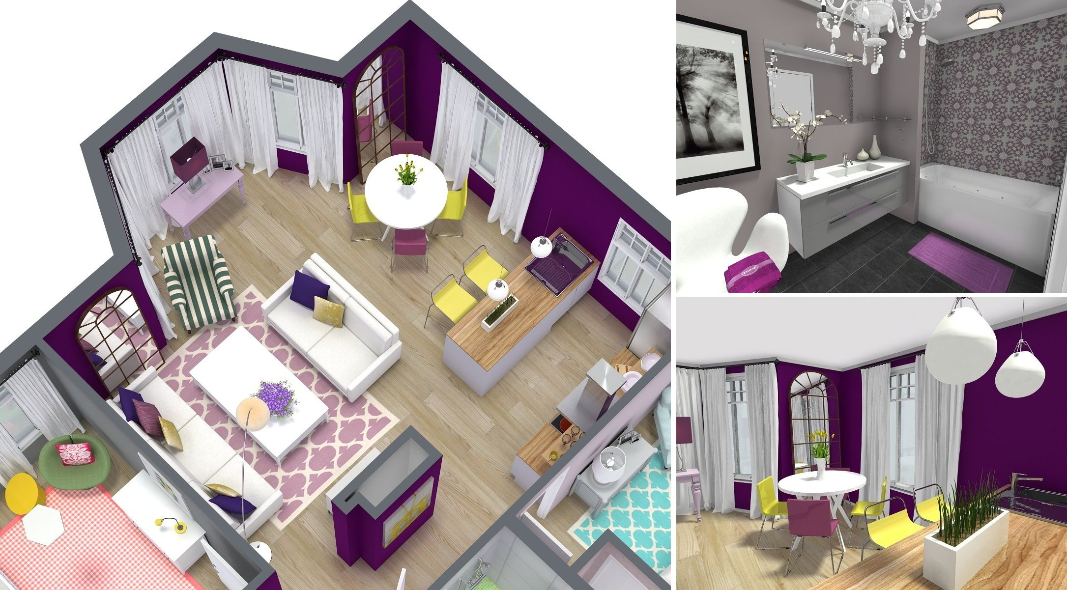 Bring your  homedesign ideas to life with  RoomSketcher     Sad to learn that Autodesk     Homestyler will be discontinued  Not to worry   RoomSketcher Home Designer is a great alternative for Homestyler users