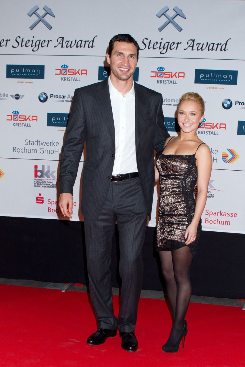 is hayden panettiere dating Hayden panettiere has a new man in her life the actress is dating a man named brian hickerson after her split from her former fiancé, wladimir klitschko, a source confirms.