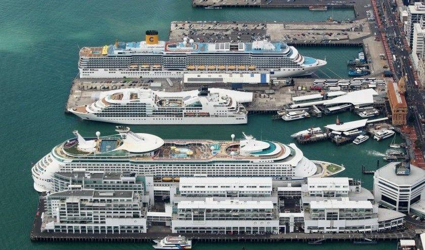Biggest Cruise Season Ever Delayed In New Zealand New Zealand
