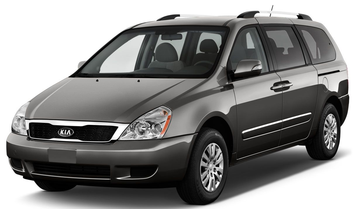 10 Cars That Will Be Discontinued For 2013 Kia Sedona