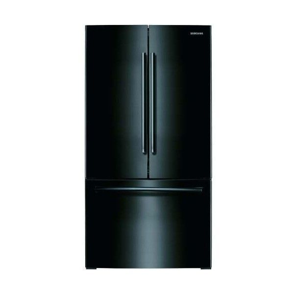 Samsung Rf261beae 26 Cu Ft French Door Refrigerator With Filtered