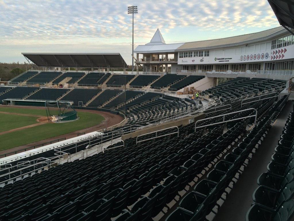 Hammond Stadium at the CenturyLink Sports Complex in Fort