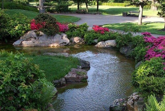 Pin de catherine ribreux en jardin Pinterest Estanques y Agua - paisaje jardin
