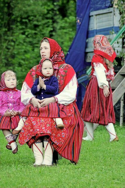 Estònia, Pärnu, Kihnu.