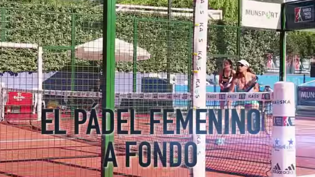 Programa 11 World Padel Tour – Pádel Femenino