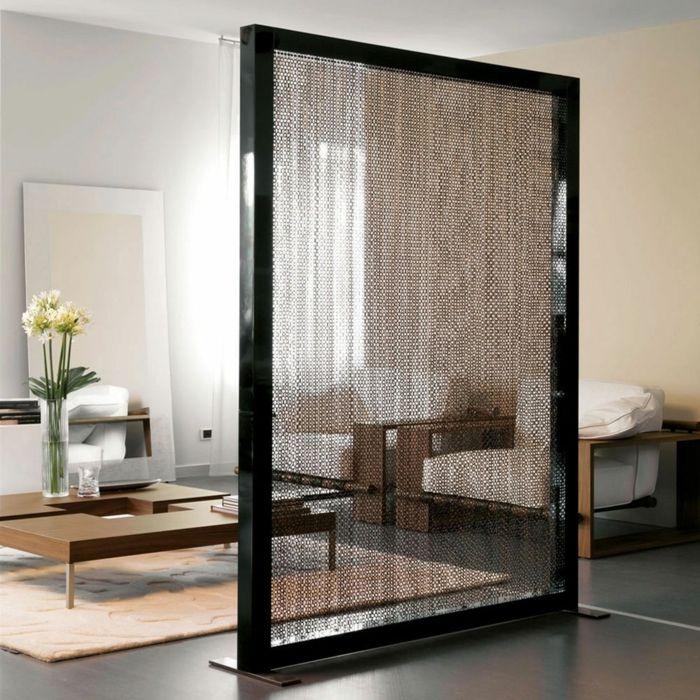 ▷ 1001 + ideas de separadores de ambientes decorativos y ...