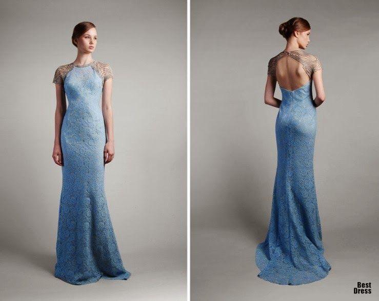 Hermosos modelos de vestidos largos para fiesta : Moda en vestidos de fiesta