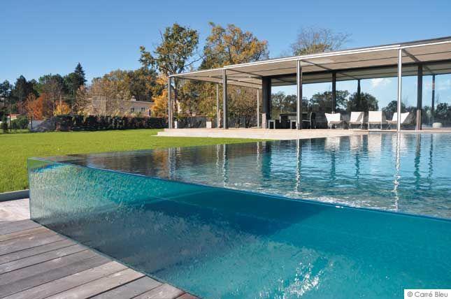 Aquaglass de carr bleu une nouvelle g n ration de for Generation piscine
