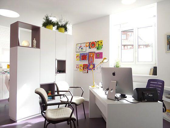 decoration d un cabinet medical ou le bureau d un medecin