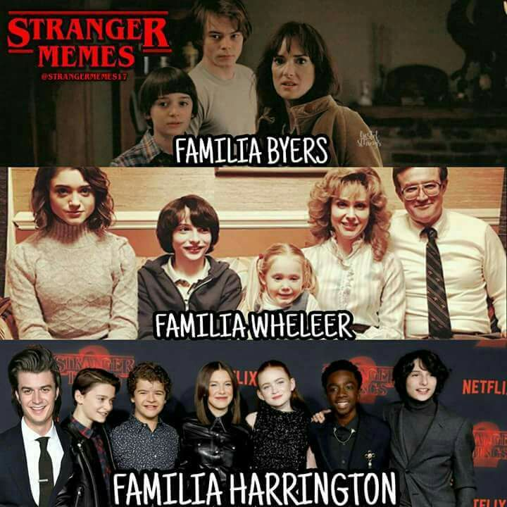 Memes de Stranger Things #spanishthings