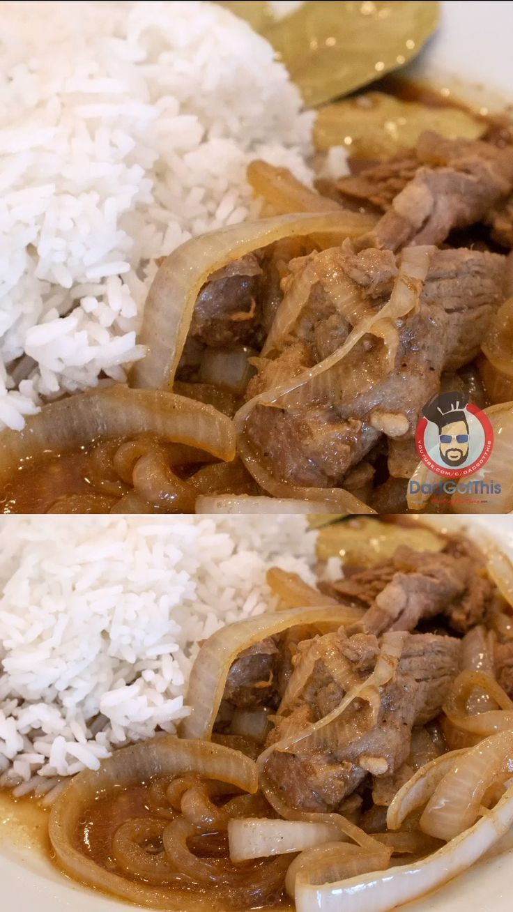 """Normally Filipino """"Bistek"""" means steak but this is the"""