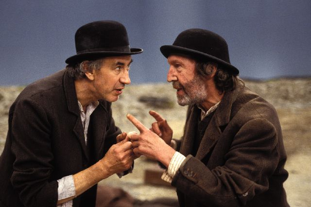 an analysis of the characters from waiting for godot a play by samuel beckett Keywords: waiting for godot analysis, samuel beckett play, godot character analysis it is tempting to view samuel beckett's 'waiting for godot' as a play of.