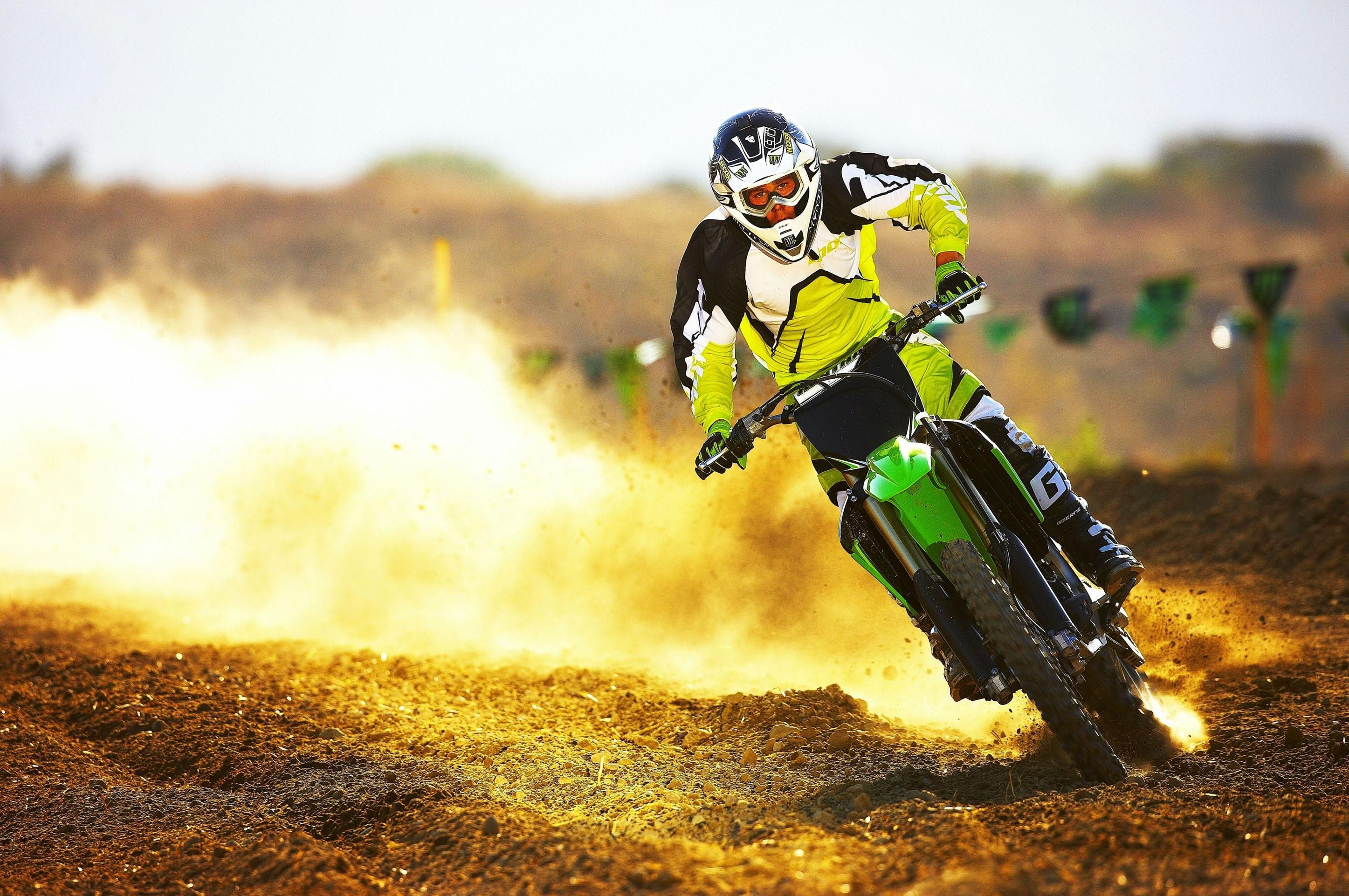 Kawasaki Dirt Bike Wallpapers Mobile Other Wallpaper