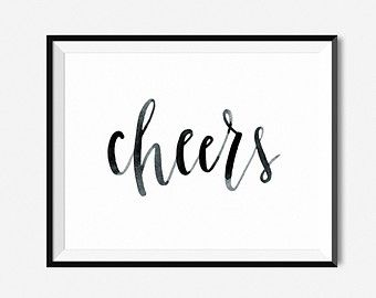 cheers in different languages printable - Google Search