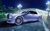 Lade #wallpapers # 4k, # Rolls-Royce #Ghost, #tuning, #night, # 2018 #cars, #luxury #cars her…