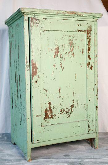 Closet Old Painting Kleuren Kast Verven Kast En Hout