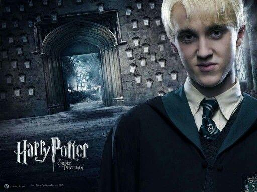 Draco Draco Malfoy Draco Harry Potter