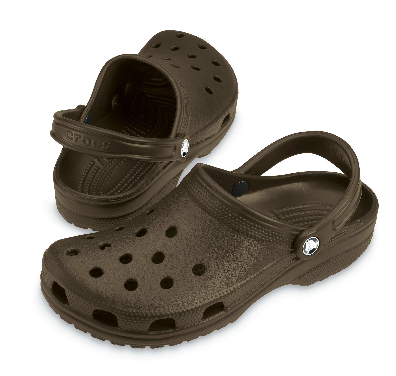 Crocs CLASSIC CAYMAN Chocolat qnbTsQ