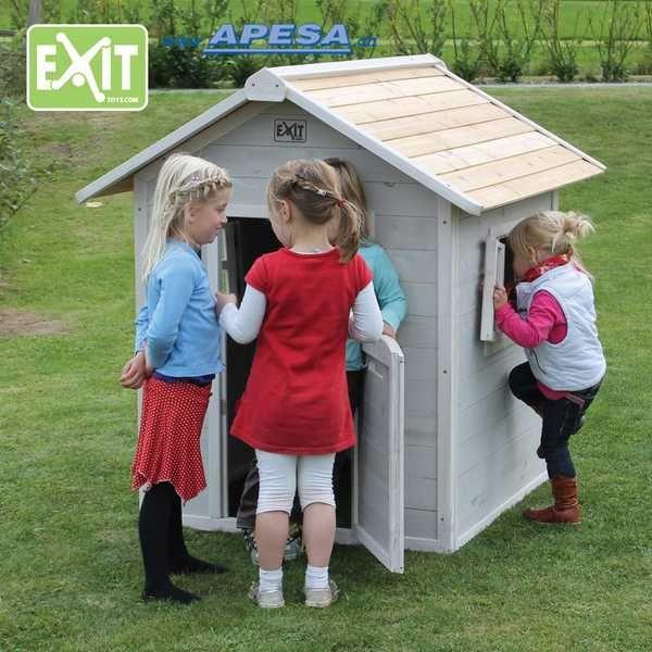 Exit Spielhaus Beach 100 von APESA Kinderspielhaus