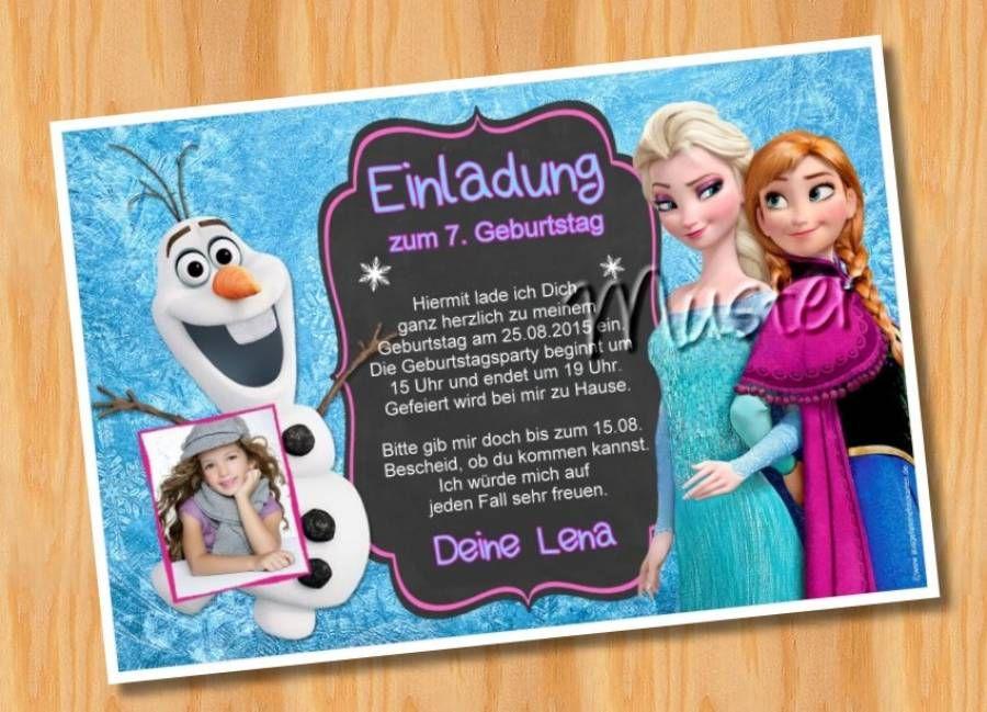 Schön Einladungskarten Kindergeburtstag