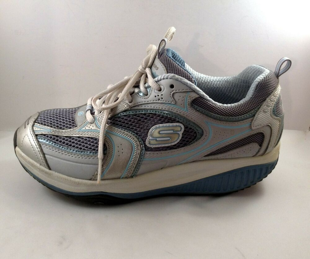 Details about Womens Skechers Shape Ups Training Fitness yZi71