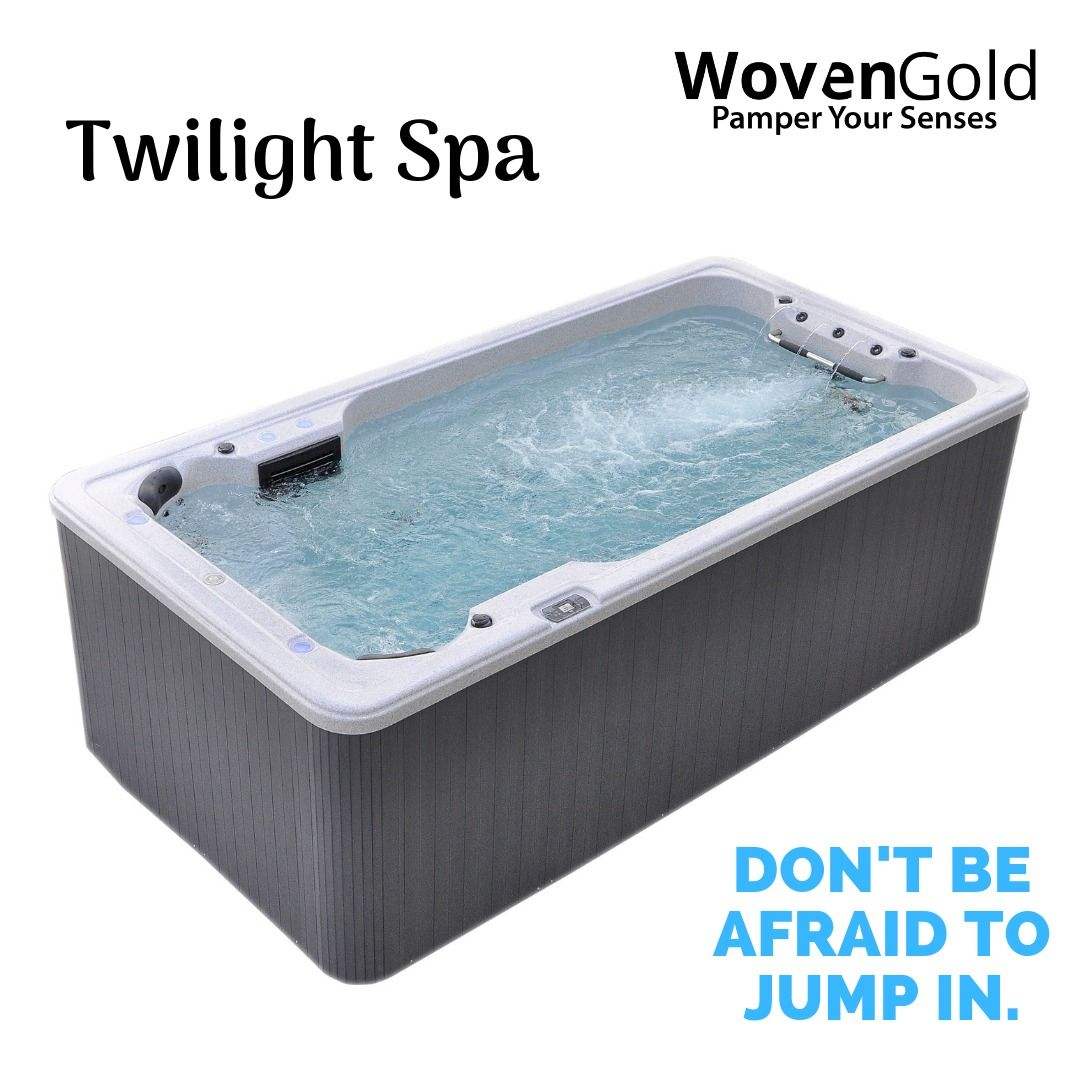 Revolutionary Design The Collection Combines Innovative Technology Including Cascades Falls Aroma Therapy System Beverage Cooler Portable Spa Swim Spa Spa