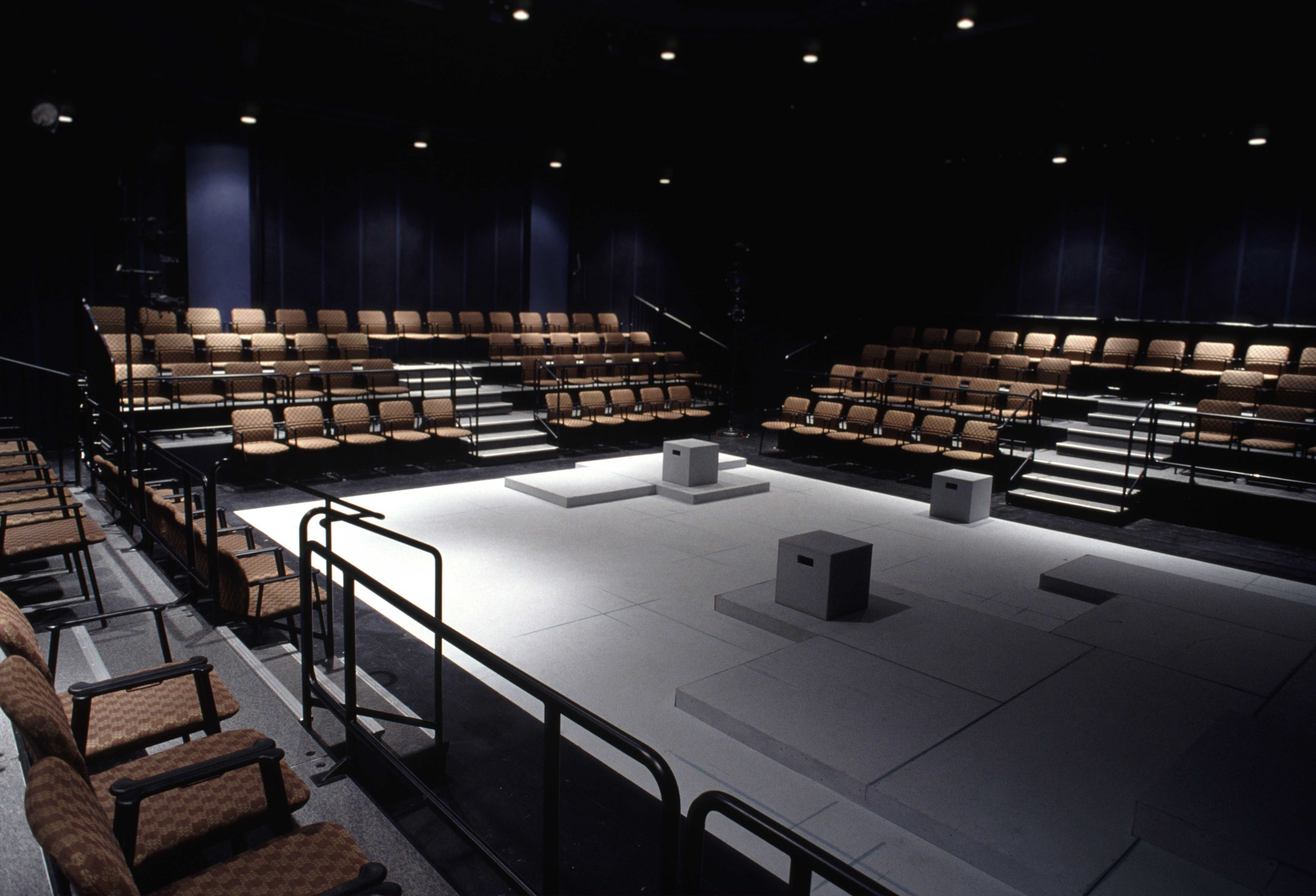 Flexible Seating Riser · Home TheatreTheatre DesignTheatre ...
