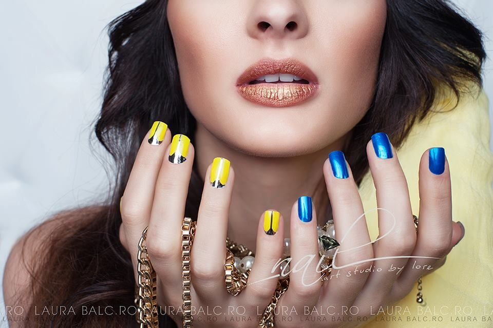 Photo/Edit: Laura Balc Model: Anca-Dorina Pop Nails: Nail Art Studio ...