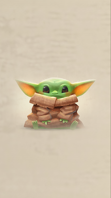 "The child ""Baby Yoda"" background wallpapers (With images"