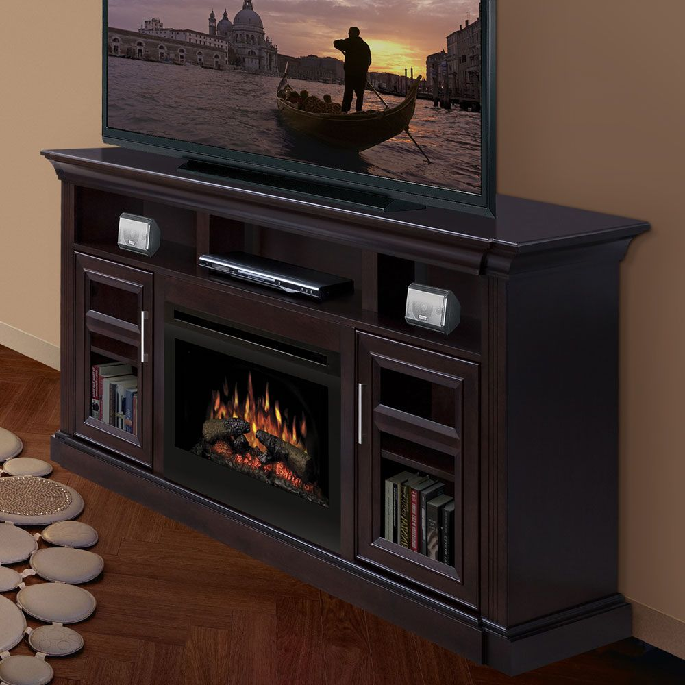 ideas walmart and with storage decor fireplace mantle compilation media electric center flame inspirational