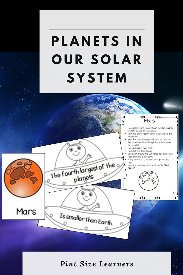 Planets Unit For 1st 2nd 3rd Grades Solar System Activities Science Reading In 2020 Science Reading Science Reading Passages Nonfiction Reading Activities