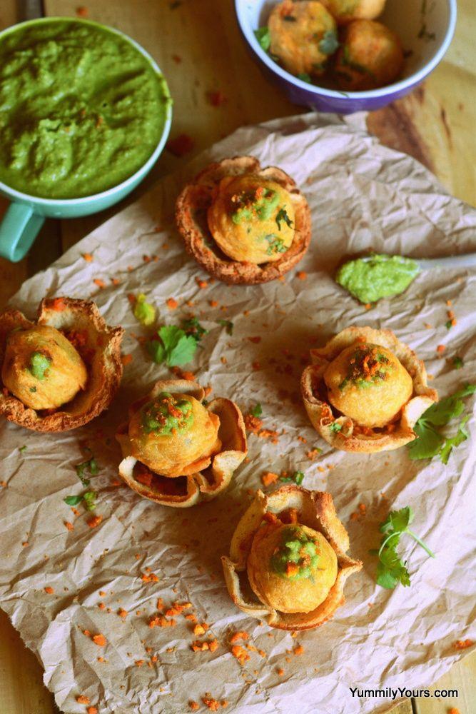 veg recipe of india - vada pav - sulekhakitchen.com
