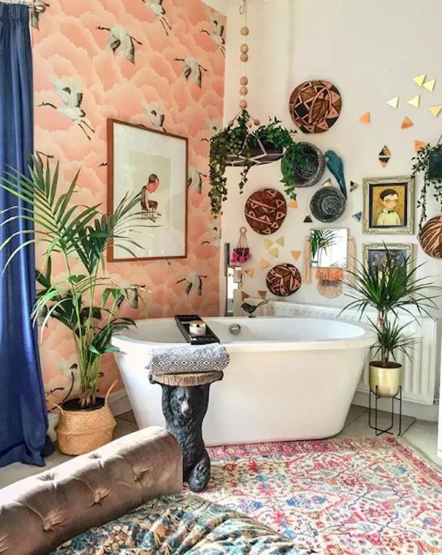 Discover 15 Bathroom Wall Decor Ideas You Ll Want To Copy Immediately Bathroom Wall Decor Pictures For Bathroom Walls Unique Bathroom