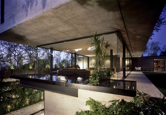 Casa La Punta, Mexico City - Central de Arquitectura