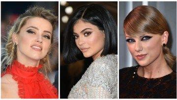 3 famosas, 1 eyeliner, 3 estilos completamente diferentes – Soy Moda