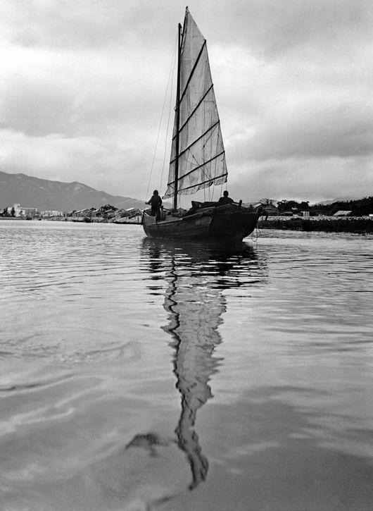 Reflected Sail