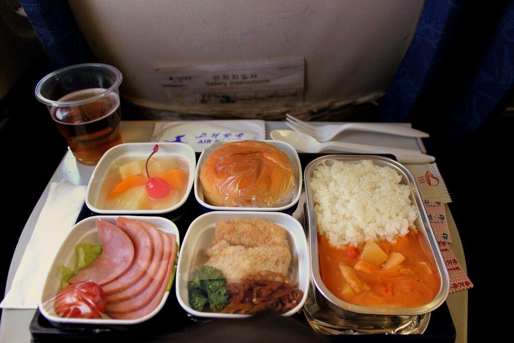 turkish airlines first class menu