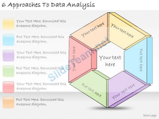 Business Ppt Diagram  Approaches To Data Analysis Powerpoint