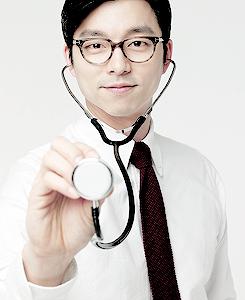 Gong Yoo cute :3