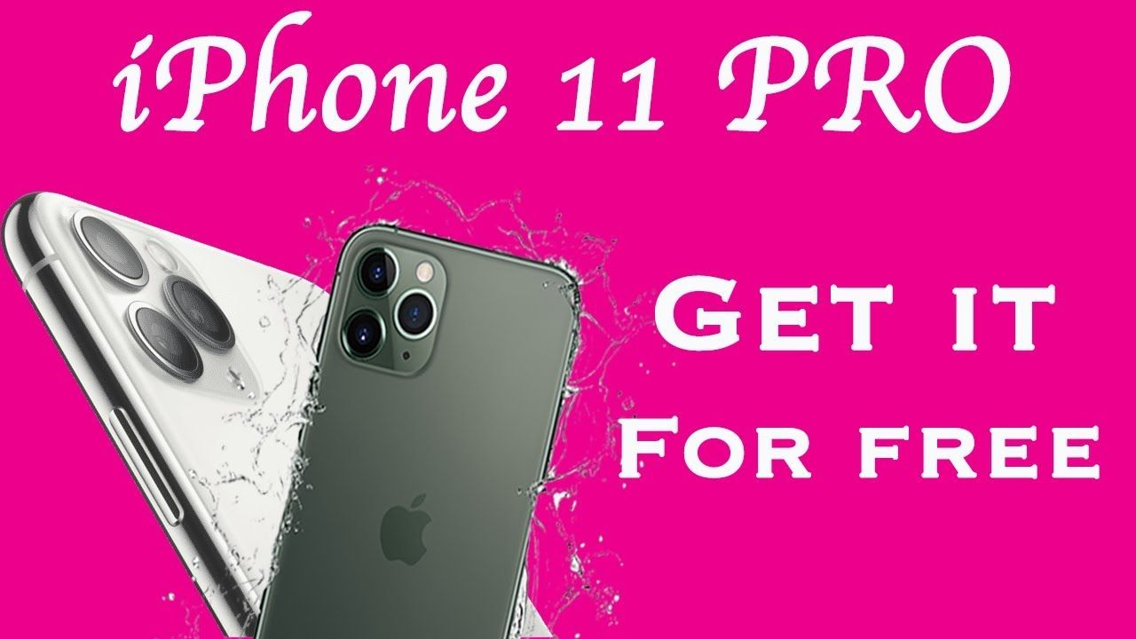How To Get A Free Iphone 11 Pro Win