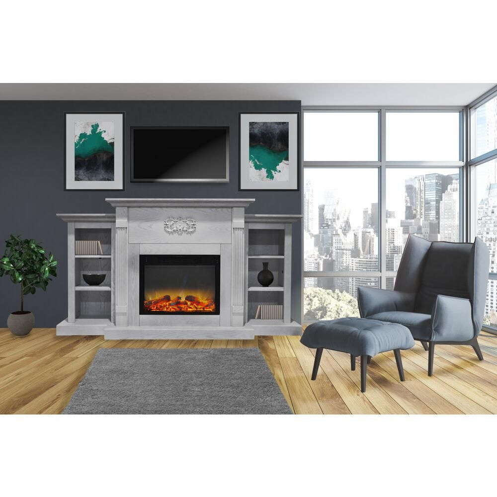 Most Up To Date Images Electric Fireplace Hearth Popular Cambridge