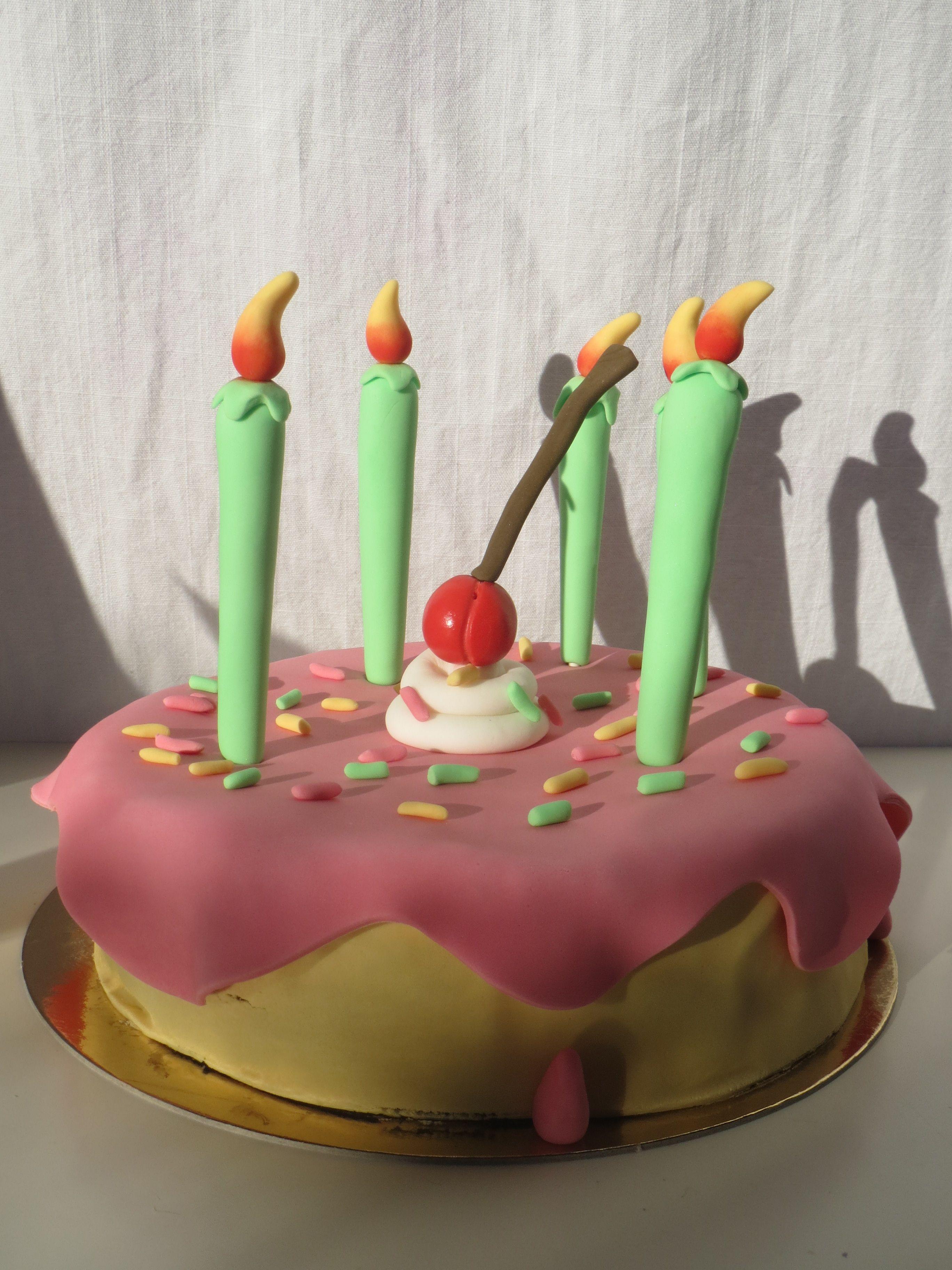 Birthday birthday cake