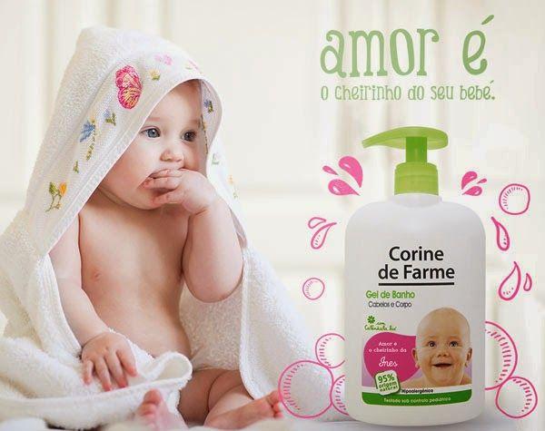 Brilhos da Moda: Etiquetas Corine de Farm com o nome do vosso bebé