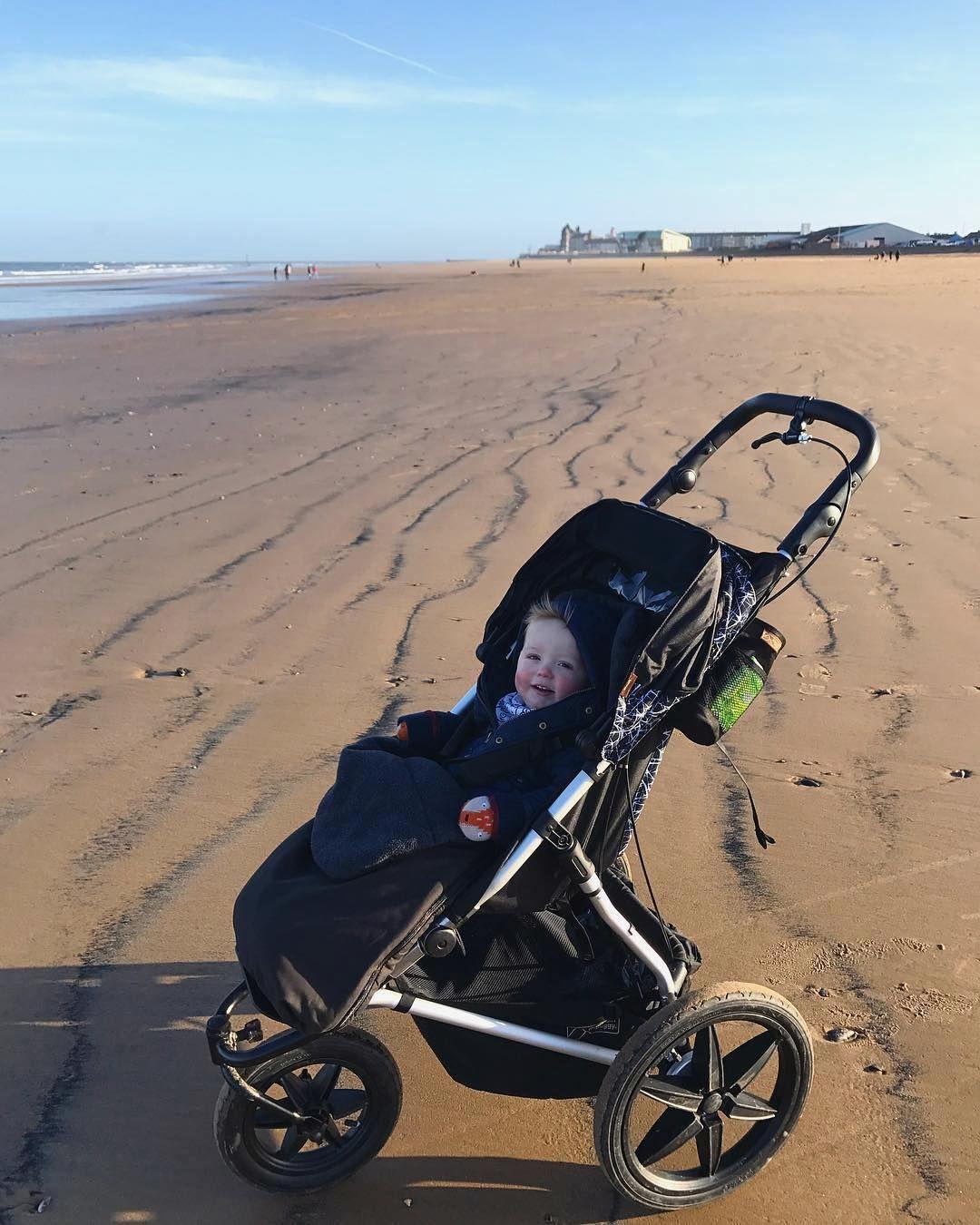 Sunshine, beach and graphite terrain. Repost from