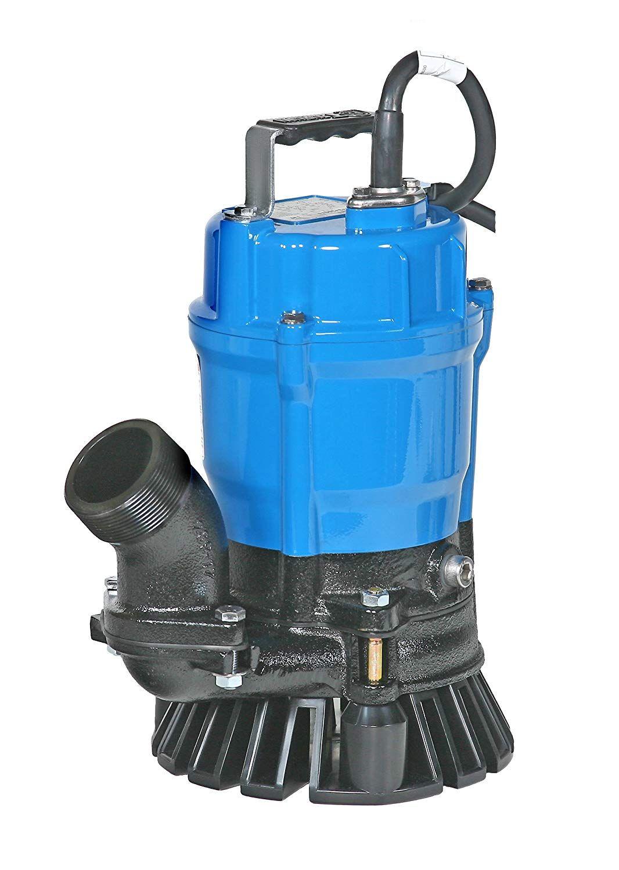 Tsurumi Hs2 4s Semi Vortex Submersible Trash Pump W Agitator 1 2hp 115v 2 Discharge Learn More By Visiting The Trash Pump Submersible Submersible Pump