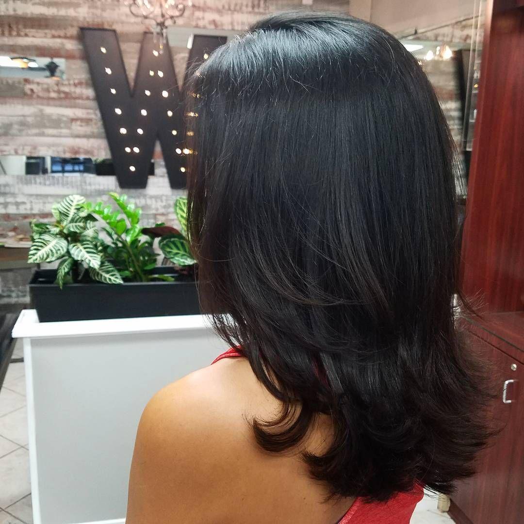 Pin On Medium Length Layered Hairstyles